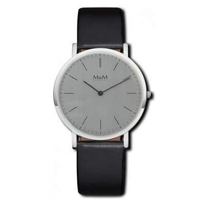 Best Basics - Uhr - schwarzsilber