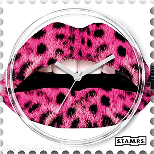 S T A M P S Stamps Uhr Zifferblatt Leo Kiss 103762