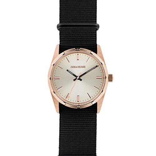 Zadig Voltaire Unisex Armbanduhr ZVF207