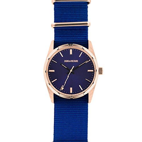 Zadig Voltaire Unisex Armbanduhr ZVF208