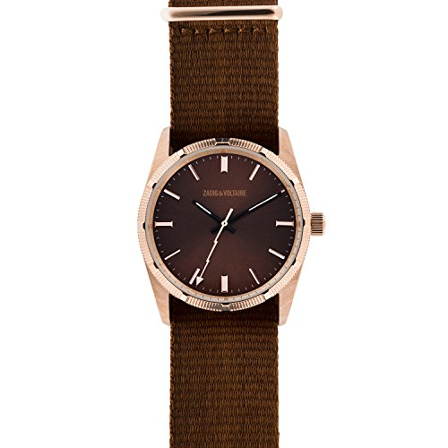 Zadig Voltaire Unisex Armbanduhr ZVF209