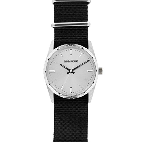 Zadig Voltaire Unisex Armbanduhr ZVF210