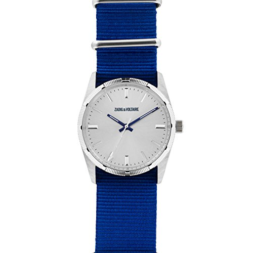 Zadig Voltaire Unisex Armbanduhr ZVF211