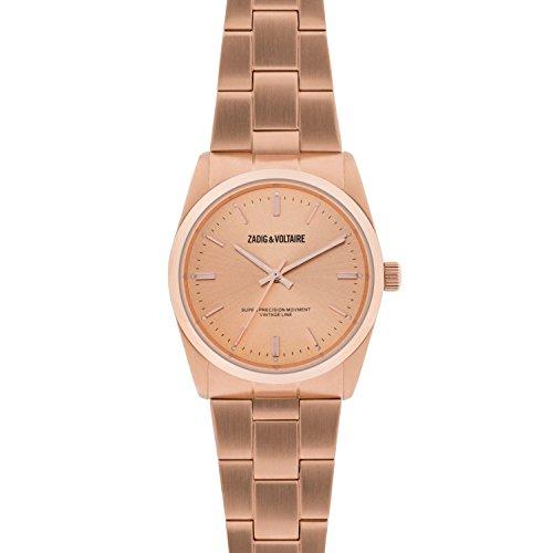 Zadig Voltaire Unisex Armbanduhr ZVF230
