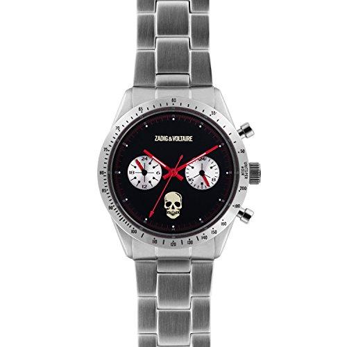 Zadig Voltaire Unisex Armbanduhr ZVM121