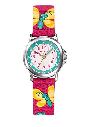 TrendyKiddy Mdchen Armbanduhr KL 375