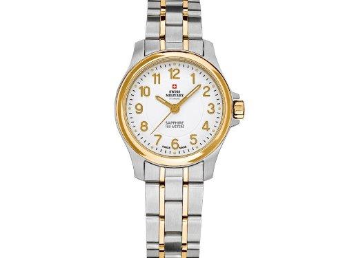 Damen Uhren SWISS MILITARY Swiss Military 20077BI 4M