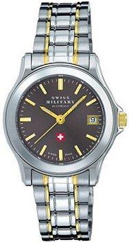 Swiss Military Herr uhren 18100BI 8M