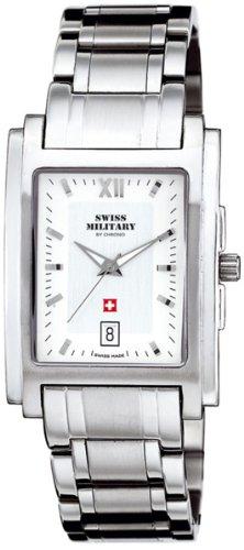 Swiss Military Herren Armbanduhr 20005ST 2M SM30053 02