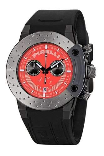 Pirelli Herren-Uhr Quarz Chronograph R7971606025