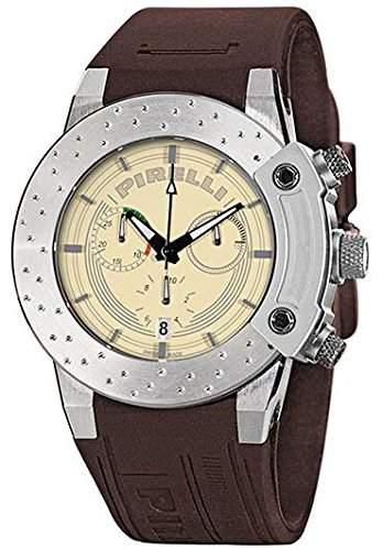 Pirelli Herren-Uhr Quarz Chronograph R7971606325