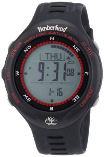Timberland Herren-Armbanduhr XL Digital Quarz Plastik TBL13386JPBB01