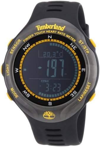Timberland Herren-Armbanduhr XL Digital Quarz Plastik TBL13386JPBU02