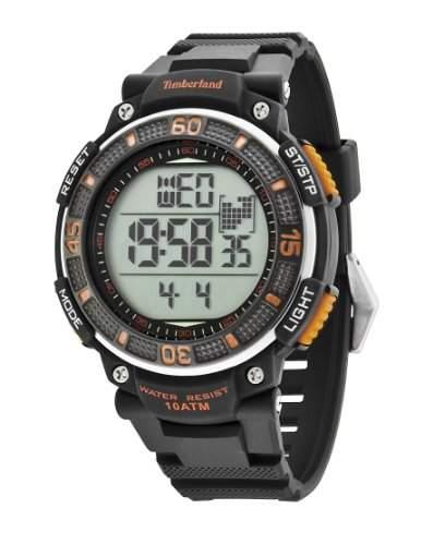 Timberland Herren-Armbanduhr XL Digital Quarz Plastik TBL13554JPB04