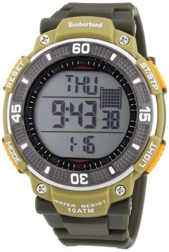 Timberland Herren-Armbanduhr XL Digital Quarz Plastik TBL13554JPGNU04