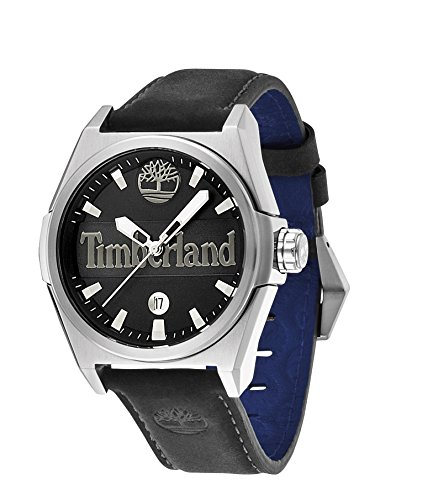 Timberland XL Analog Quarz Leder TBL 13329JS 02