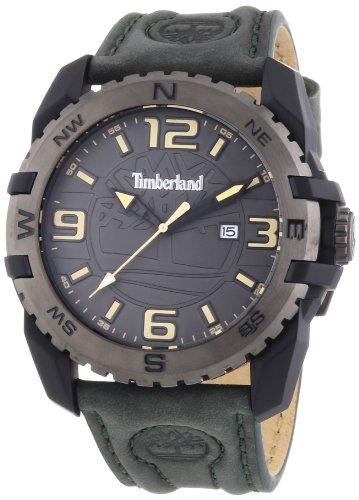 Timberland XL Analog Quarz Leder TBL 13856JPBU 61