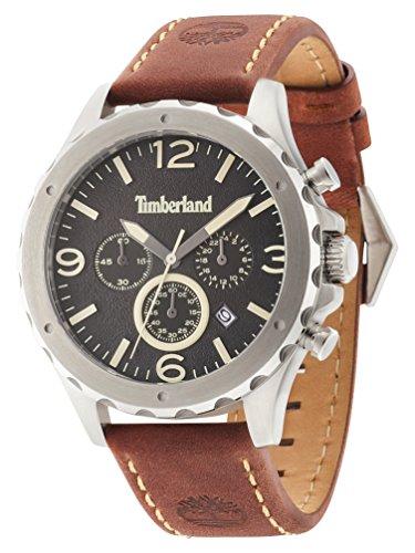 Timberland Herren Armbanduhr Warner Analog Quarz 14810JS 02