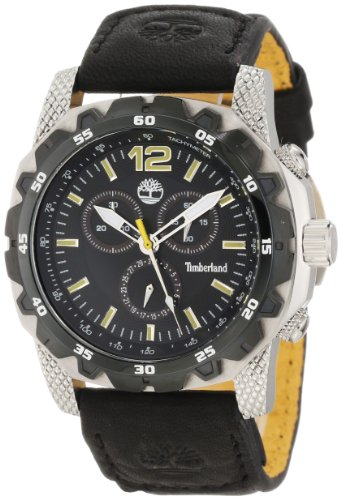 Timberland Herren TBL 13318JSTB 02 Front Country Analog Chronograph 3 Hands Date Armbanduhr