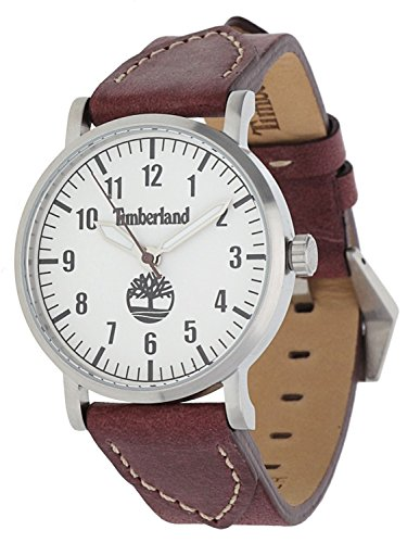 TIMBERLAND TBL 14110BS 04C OROLOGIO UNISEX IN PELLE 36MM