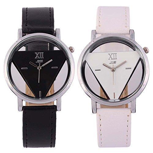 Paare Armbanduhren Damen Herren Uhren Analog Quarzuhren