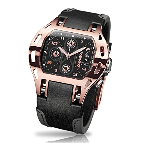 Rose Gold Swiss wryst Shoreline LX5