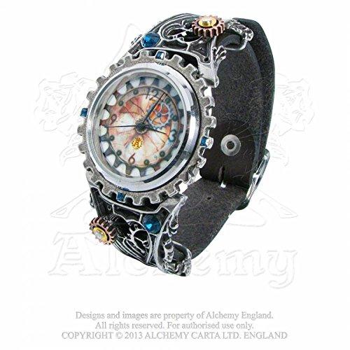Alchemy Empire Steampunk Telford Chronocogulator Uhr Uhr