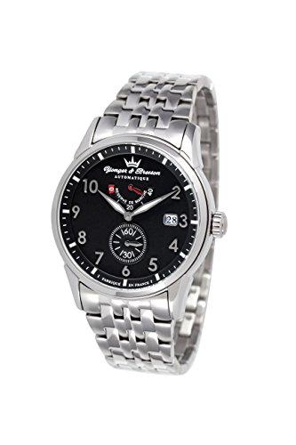 Yonger Bresson Armbanduhr YBH 8341 01 M