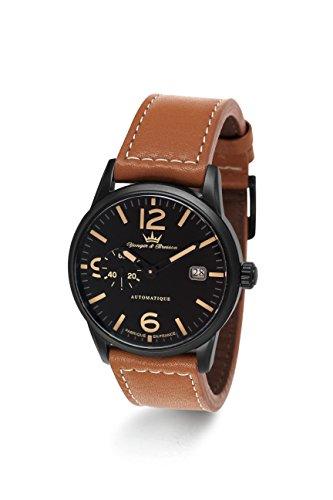 Yonger Bresson Armbanduhr YBH 8352 08