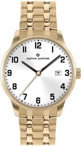 Alpha Saphir Quarz Analog 314J
