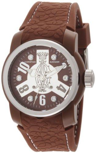 Christian Audigier INT 316 Circuit Brown Watch