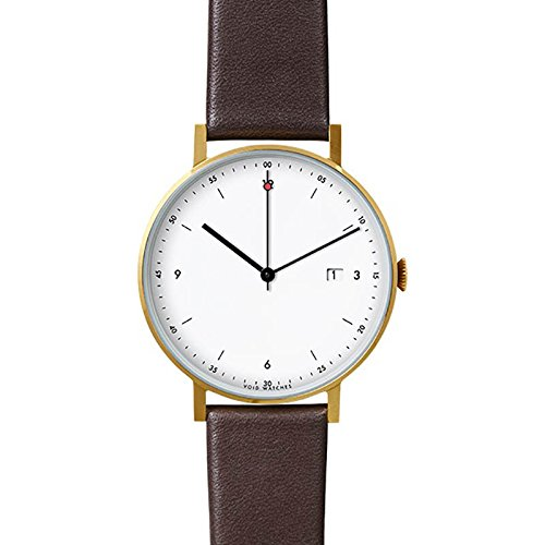 VOID Watch PKG01 Gold Brown White