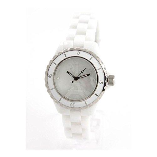 Zeigt Damen Armband Weisser Keramik Sweet Dreams 2647