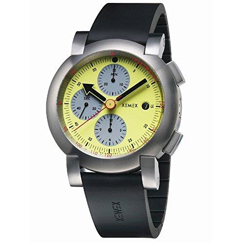 XEMEX Armbanduhr XE 5000 Ref 5502 03 CHRONOGRAPH SUN