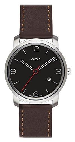 XEMEX Armbanduhr PICCADILLY QUARTZ Ref 880 02 3 HANDS DATE