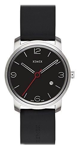 XEMEX Armbanduhr PICCADILLY QUARTZ Ref 880 03 3 HANDS DATE