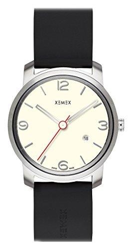 XEMEX Armbanduhr PICCADILLY QUARTZ Ref 880 13 3 HANDS DATE