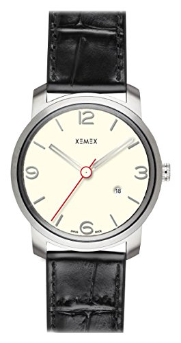 XEMEX Armbanduhr PICCADILLY QUARTZ Ref 880 14 3 HANDS DATE