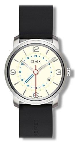 XEMEX Armbanduhr PICCADILLY QUARTZ Ref 881 23 GMT