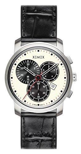 XEMEX Armbanduhr PICCADILLY QUARTZ Ref 883 24 CHRONOGRAPH