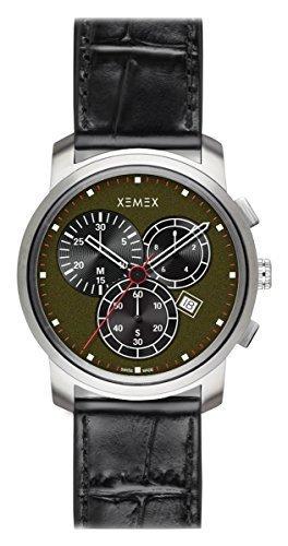 XEMEX Armbanduhr PICCADILLY QUARTZ Ref 883 14 CHRONOGRAPH