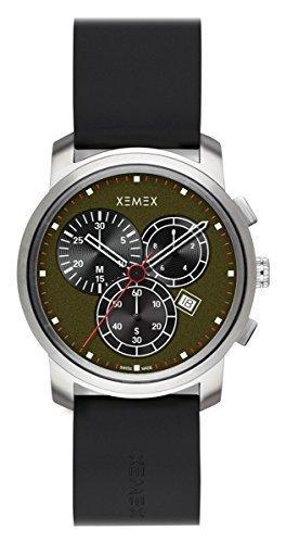 XEMEX Armbanduhr PICCADILLY QUARTZ Ref 883 13 CHRONOGRAPH