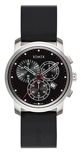 XEMEX Armbanduhr PICCADILLY QUARTZ Ref 883 03 CHRONOGRAPH