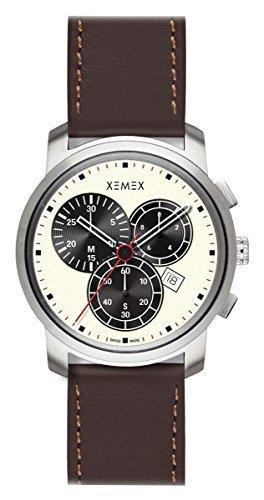 XEMEX Armbanduhr PICCADILLY QUARTZ Ref 883 22 CHRONOGRAPH
