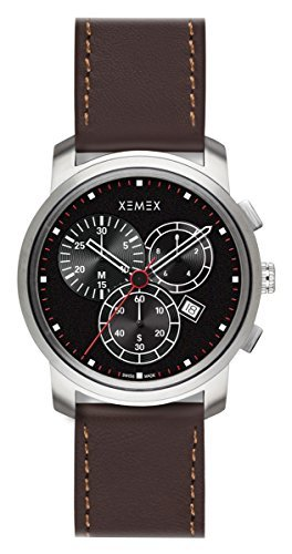 XEMEX Armbanduhr PICCADILLY QUARTZ Ref 883 02 CHRONOGRAPH