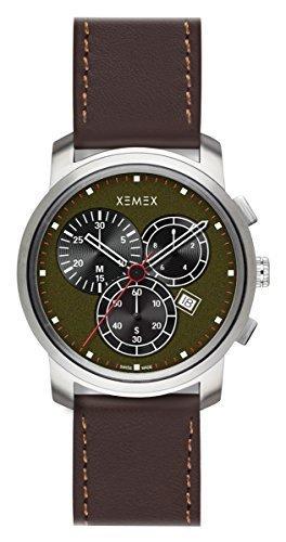 XEMEX Armbanduhr PICCADILLY QUARTZ Ref 883 12 CHRONOGRAPH