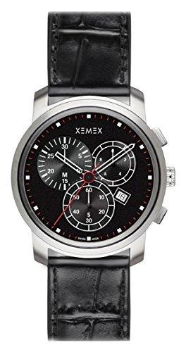 XEMEX Armbanduhr PICCADILLY QUARTZ Ref 883 04 CHRONOGRAPH
