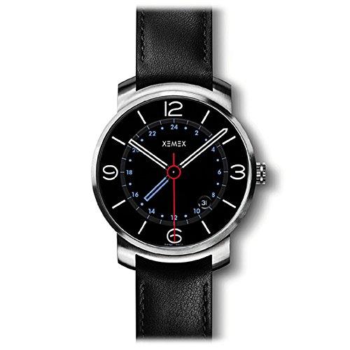 XEMEX Armbanduhr PICCADILLY Ref 820 01 GMT