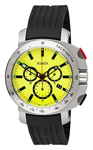 XEMEX Swiss Watch Herren Armbanduhr CONCEPT ONE CHRONOGRAPH Ref 6602 03