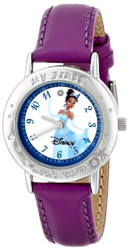 Ewatchfactory Kids 51078-G Disney Tiana My First Diamond ansehen